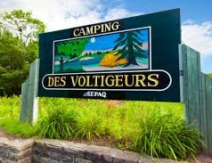 Camping des Voltigeurs