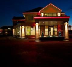 Motel DrummondFacade (2)